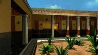 Pompeya La leyenda del Vesubio (2000) Casa