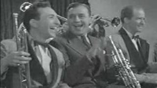 Studio Swing Band - Swing Low, Sweet Chariot (The Horn Blows At Midnight 1945)