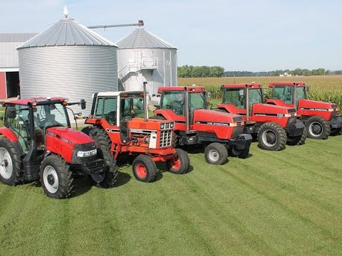 Preview of Roger Marquart Farm Retirement Auction in New Washington, Ohio 12/14/16