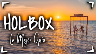 HOLBOX Guide 2 - 3 days  🔴 LOW COST PARADISE ► MAYAN RIVIERA CANCUN  ✅ Visit CANCUN MEXICO