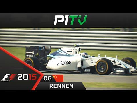 F1 2015 #06 | Shanghai Rennen | Rambazamba im Rückspiegel [TX F1] [PC]