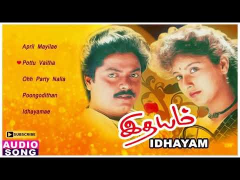 Idhayam Tamil Movie Songs | Audio Jukebox | Murali Hit Songs | Heera | Ilayaraja | Music Master