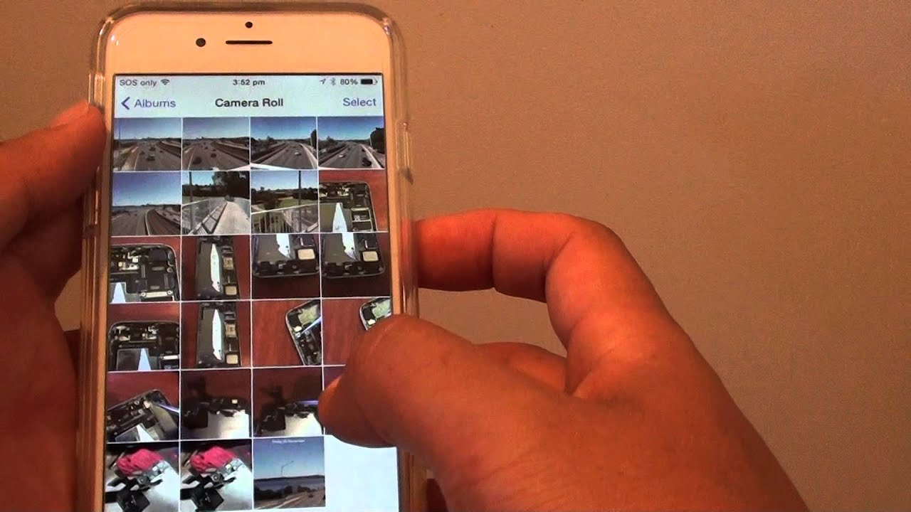 IPhone 6: How To Add More Photos To An Album