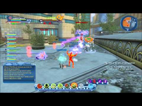 DCUO - How to Nature Heal