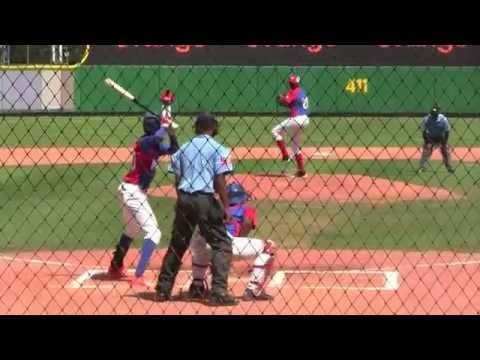 Luis Medina, RHP, Dominican - 2015 July 2nd