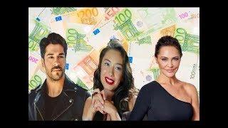 Сколько заработали актеры сериала «Черная любовь»