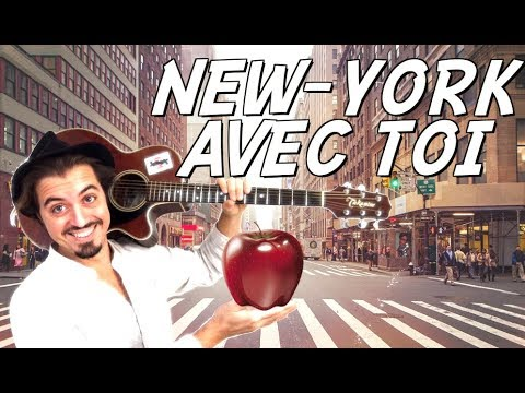 New york avec toi t l phone tuto guitare rock - New york avec toi ...