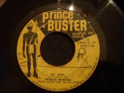 Jamaican Doo Wop - Prince Buster - My Girl