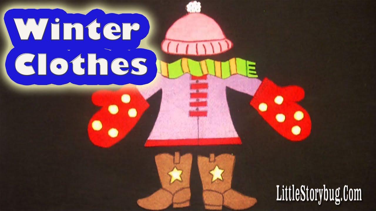 Winter Preschool Songs