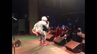 ras biruk barky live in washington dc concert
