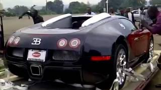 Bugatti in Abuja