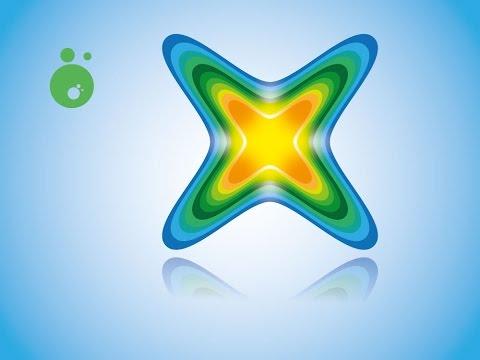 logo X | illustrator dersleri (tutorial)
