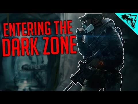 ENTERING THE DARKZONE LIVESTREAM! (Division Multiplayer Gameplay Dark Zone)