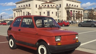 Fiat 126p in USA - Episode 1 - First Impressions After Purchase