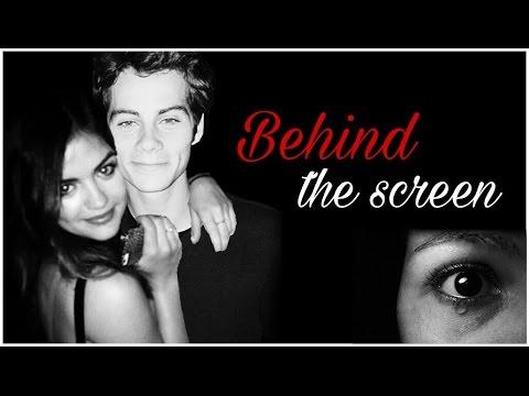 Behind the screen - Wattpad Trailer German