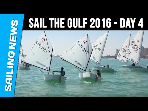 Sail The Gulf 2016 - Day 4 - Qatar International Regatta