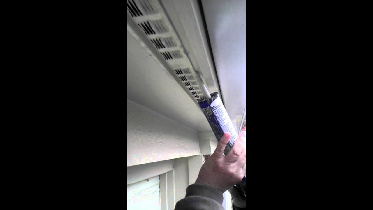 The Soffit Vent Fight Youtube