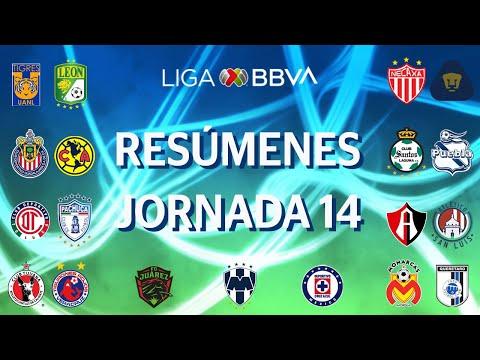 Super Resumen | Jornada 14 - Apertura 2019 | Liga BBVA MX from YouTube · Duration:  37 minutes 52 seconds