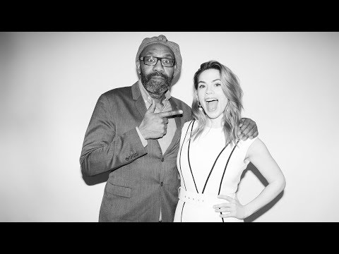 Haylee Atwell & Sir Lenny Henry Talk All About BBC Drama 'The Long Song'