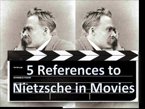 5 References to Nietzsche in movies