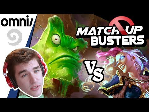 Firebat's Matchup Busters! Secret Mage (Apxvoid) vs Cube Loc