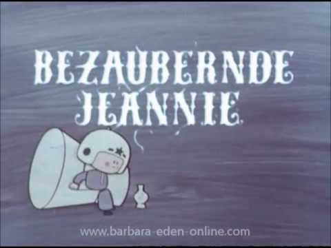 Bezaubernde Jeannie Intro Deutsch Germany Version 2 Barbara Eden I Dream Of Jeannie