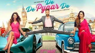 How to download hd movie De de pyar de (2019) in Hindi by Akki Technical