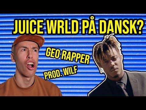LAVER NEM JUICE WRLD SANG(GEO RAPPER) | WILF PRODUCERER
