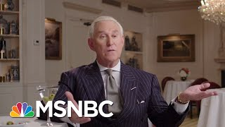 Watch How Central Roger Stone Could Be To The Mueller Probe | The Beat With Ari Melber | MSNBC