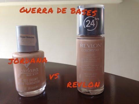 Batalla de Bases: Jordana vs Revlon