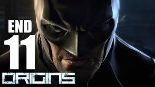 Batman: Arkham Origins [11] Blind Walkthrough [END] [PC.1080.60]