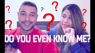 HOW WELL DO WE REALLY KNOW EACH OTHER ?!