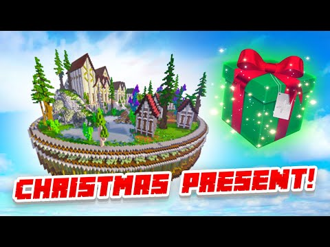 GIFT FROM THE ADMINS! - Minecraft SKYBLOCK #3 (Season 3)