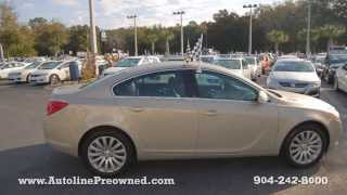 2011 Buick LaCrosse CXS at Autoline Preowned For Sale Used Test Drive Review Jacksonville