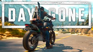 Days Gone   ATTACKED BY AN  NSANE ZOMB E HORDE  Days Gone Free Roam Gameplay 3