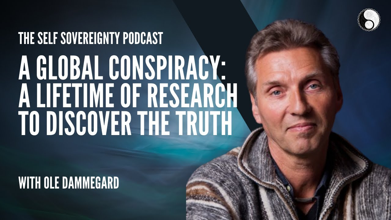 Discussing Global Conspiracy, COVID19, Trump and Spiritual Evolution with Ole Dammegard