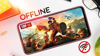 Top 10 OFFLINE Android Games 2018 (100MB) HD Graphics ☺👌