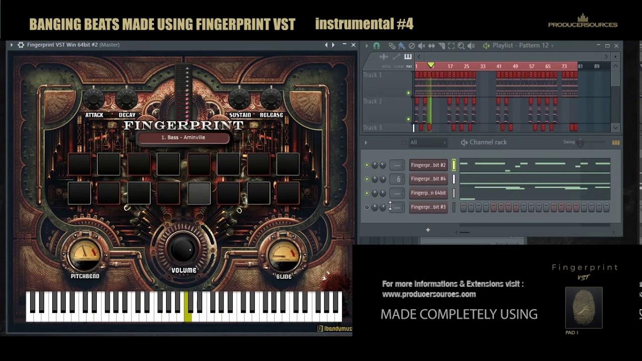 Fingerprint VST