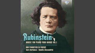 Sonata for Piano Four-Hands, Op. 89: I. Moderato con moto – Allegro non troppo – Tempo I –...