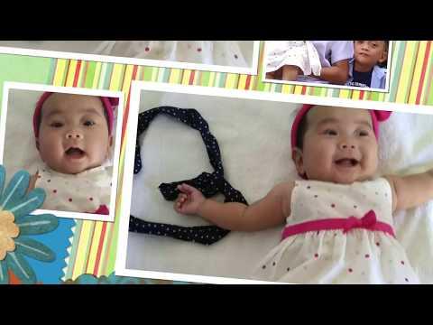 Baby Faith Video Slides