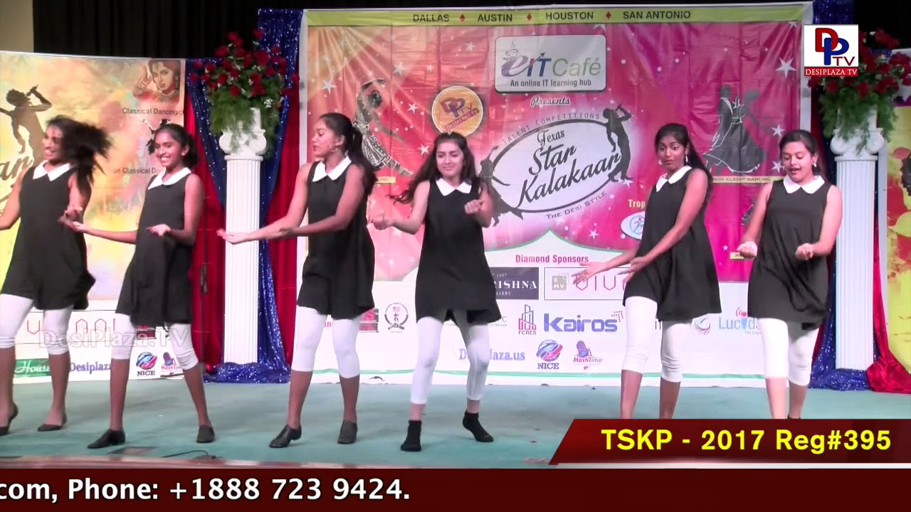 Finals Performance - Reg# TSK2017P395 - Texas Star Kalakaar 2017