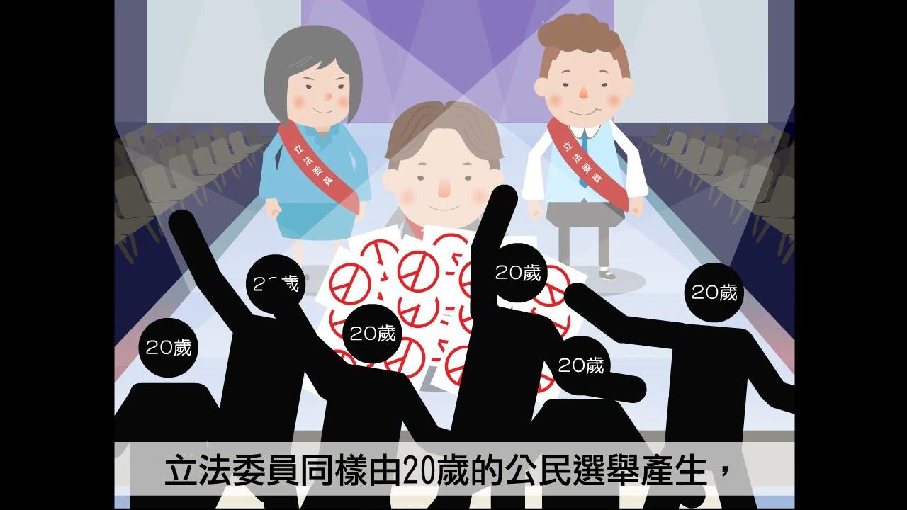 翰林國中公民8上CH4-五權小劇場-中央政府的組成