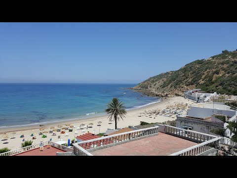 Playa Blanca, Tangier Morocco