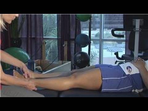 Knee Physical Therapy : Range of Motion Physical Therapy Exercises for Knees