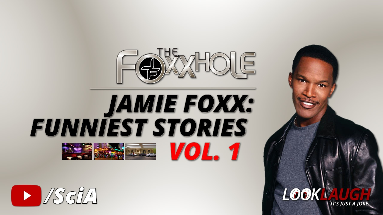 Jamie Foxx: Funniest Stories Vol. 1 | Best of Foxxhole Radio