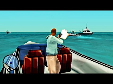 GTA Vice City Stories - Smuggling Racket (Empire Missions)