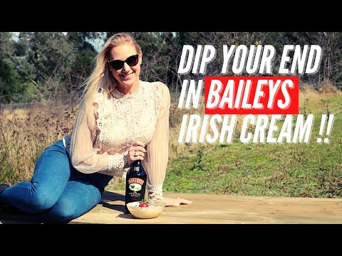 WHATS YOUR THOUGHTS ON BAILEYS IRISH CREAM DIP