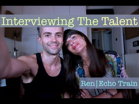 Interviewing The Talent - Ren