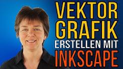 Vektorgrafik erstellen mit Inkscape, Bild in Vektorgrafik umwandeln