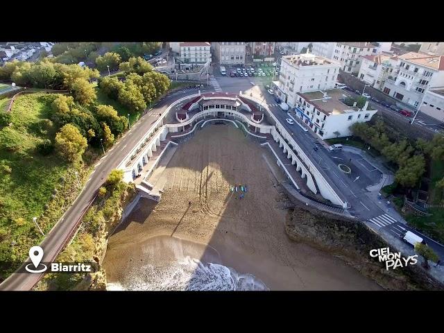Ciel mon pays - Biarritz